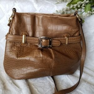 Like New! B. Makowsky cross body bag